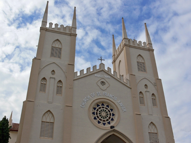 St Francis Xavier Church